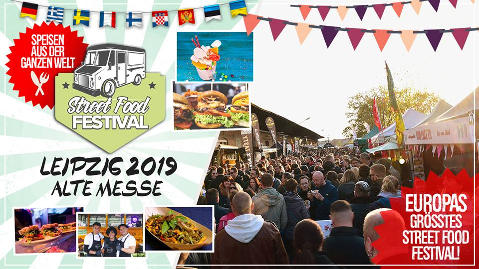 Streetfoodfestival Alte  Messe 2019