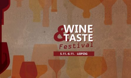 Wine and Taste Festival Leipzig