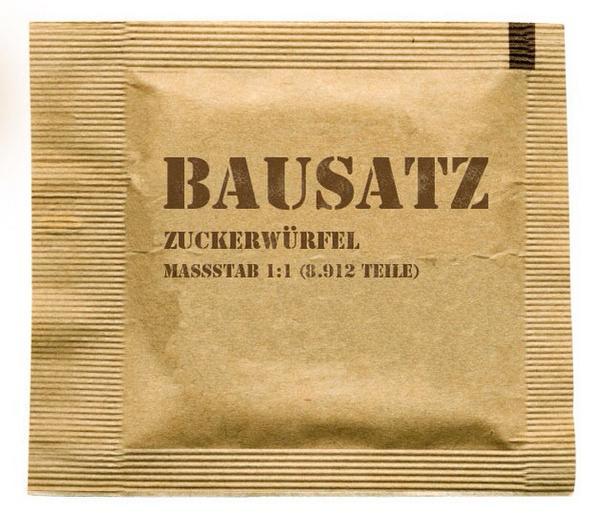 Wuerfelzuckerpuzzle