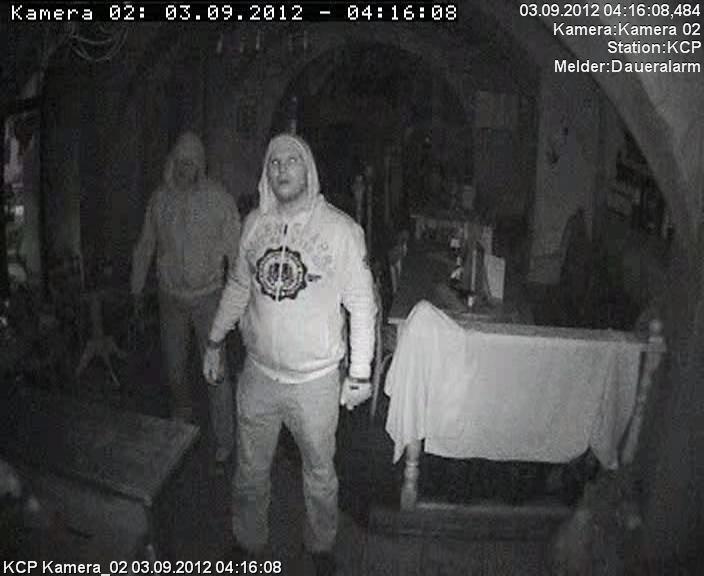 Kildare City Pub Einbrecher
