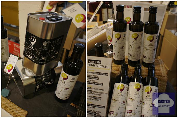 Aceite de oliva de Proyecto Los Aires en GastroMarket