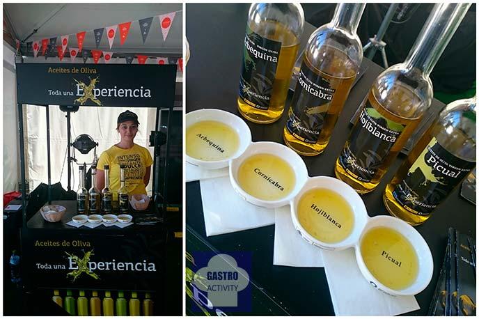 Variedades de aceite de oliva. Toda una experiencia
