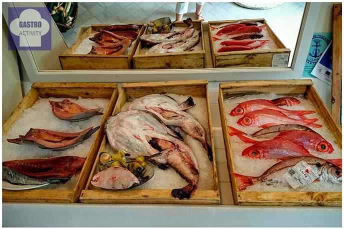 Pescados de la lonja de Llanes y Ribadesella