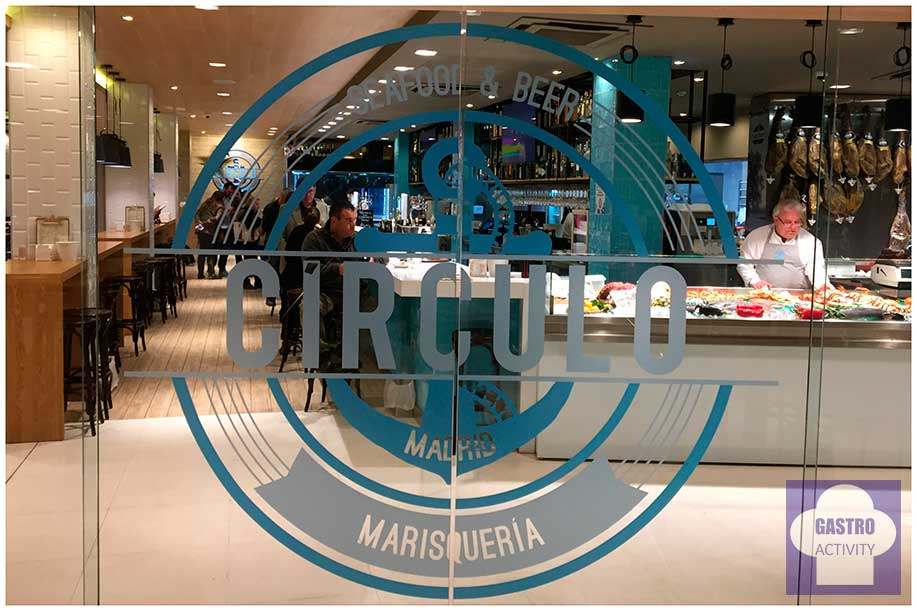 Circulo Marisqueria Madrid