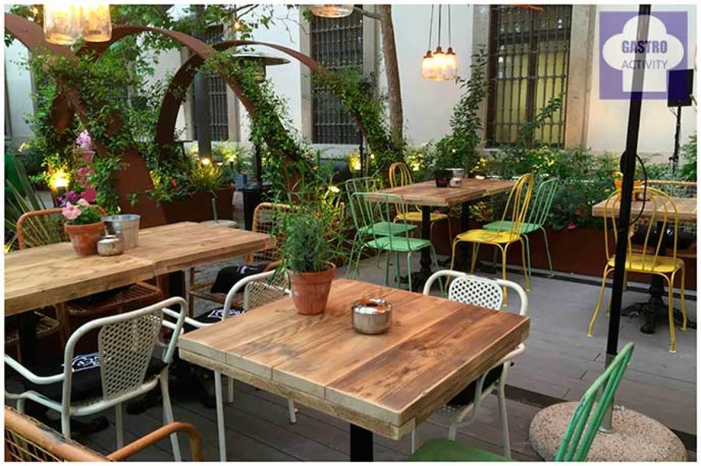Gastroactivity los mejores restaurantes y eventos - Terrazas romanticas madrid ...