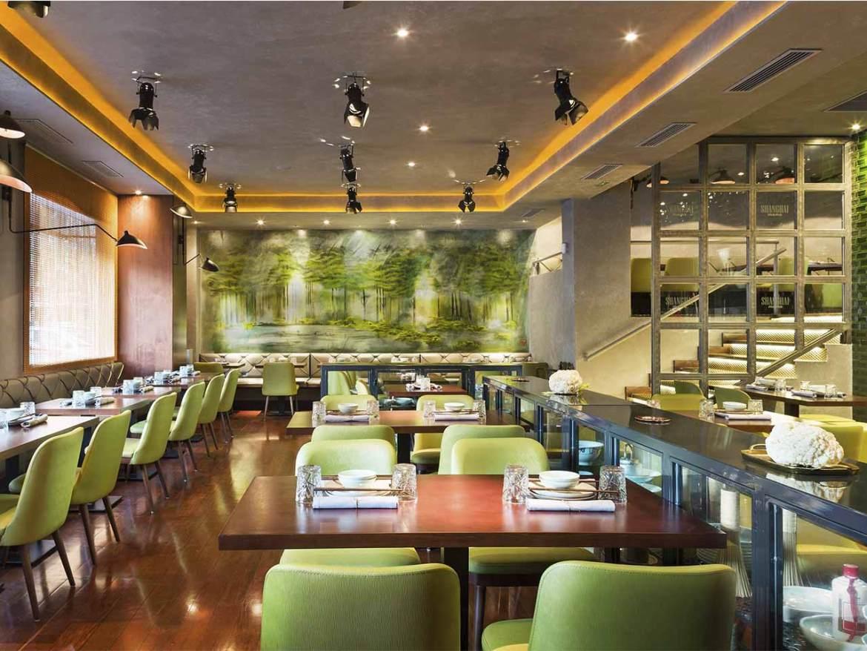 Restaurante Shanghai Mama