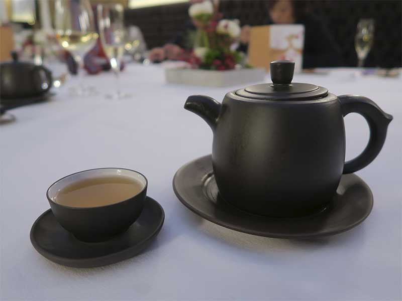 Menu degustacion del chef Scott Xu para China Taste 2018 Sopa Kungfu