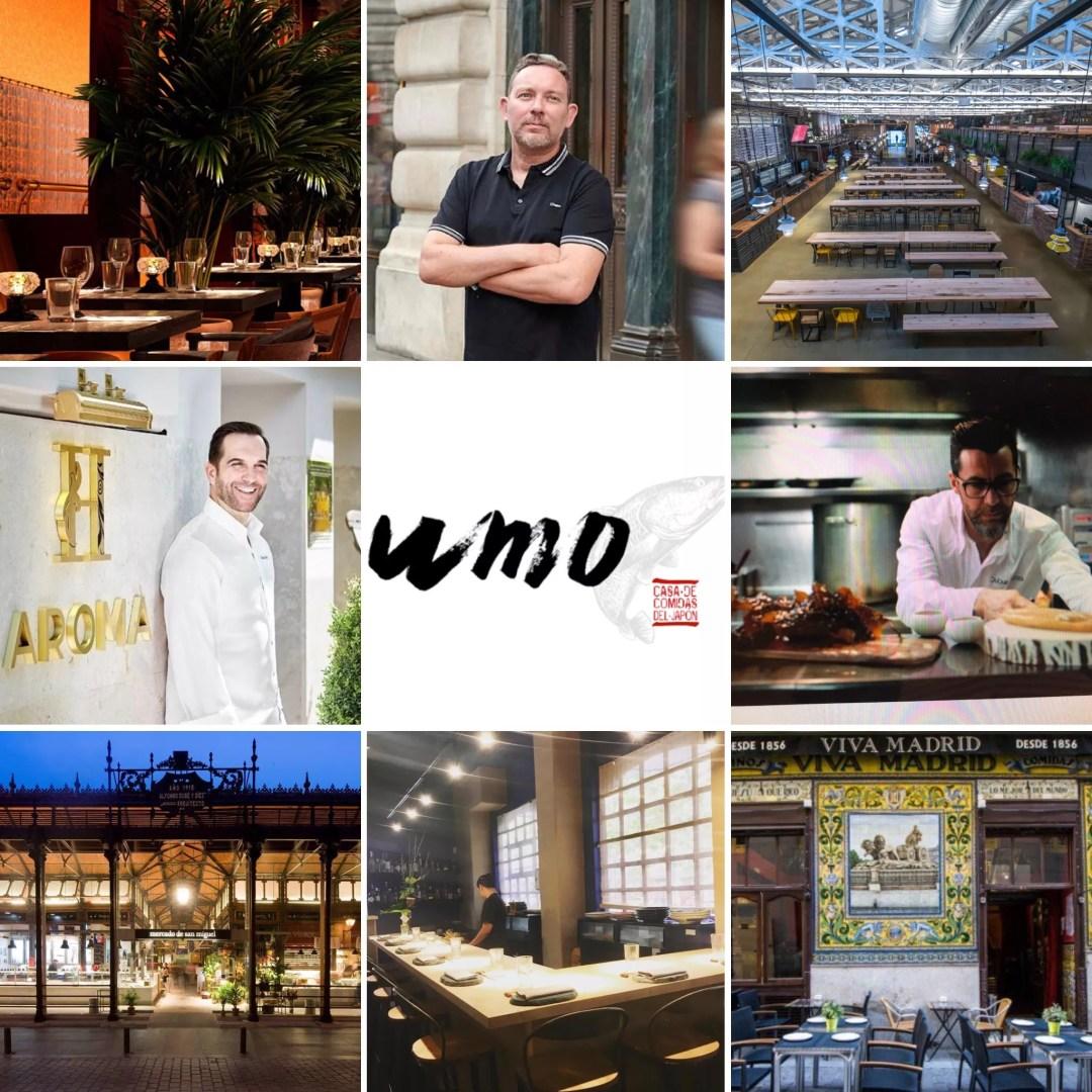 Nuevas Aperturas de Restaurantes A Partir del Verano de 2018 y 2019