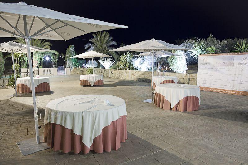 terraza mirador del olivar