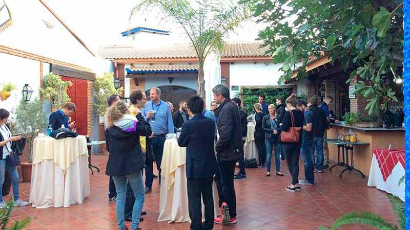 alquiler de finca para eventos en Málaga