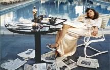 Faye Dunaway Morning After Oscar