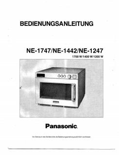 Bedienungsanleitung von NE-1442