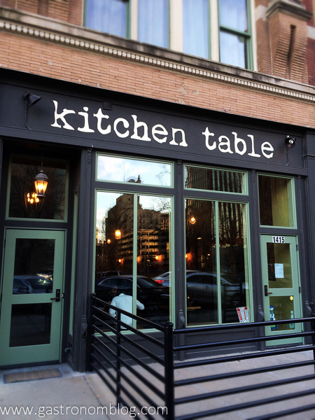 Kitchen Table Omaha