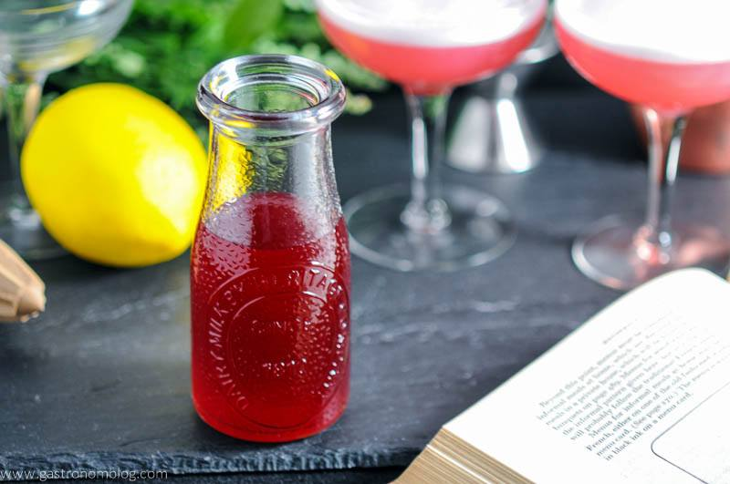 Rich Raspberry Syrup