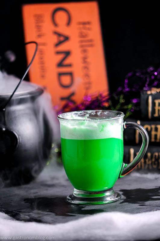 Polyjuice Potion - A Vodka Cocktail