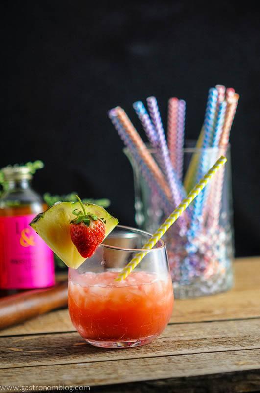 The Nene Bird – A Rum and Campari Tiki Cocktail