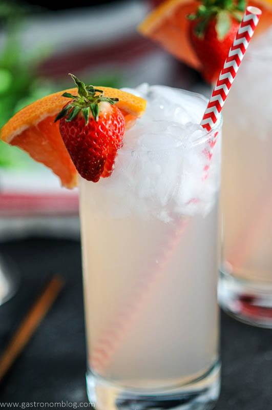 The Strawberry Paloma – A Tequila Cocktail