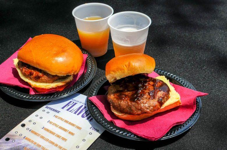 KC Flavor Festival Beef Sldiers