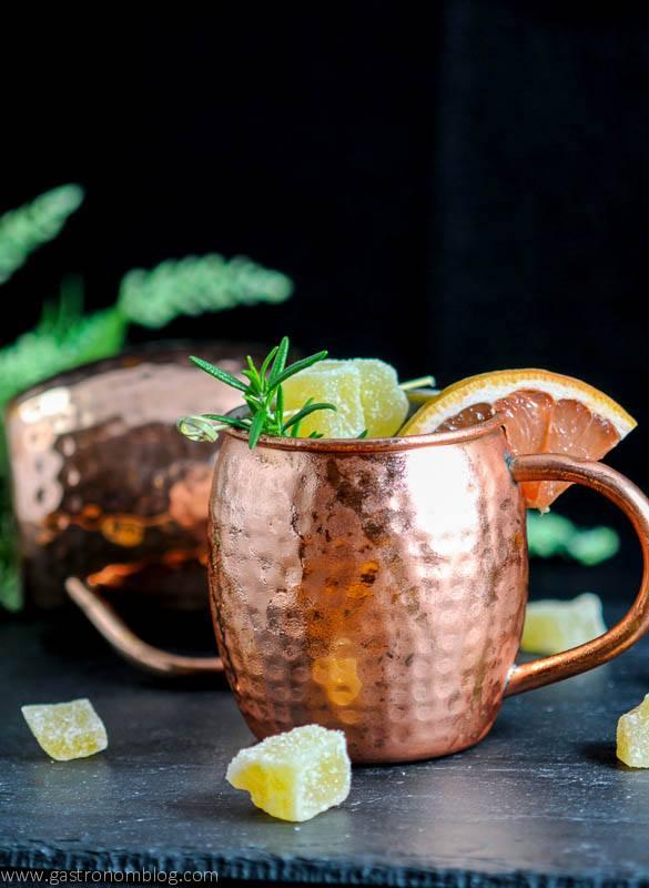 Rosemary Grapefruit Moscow Mule
