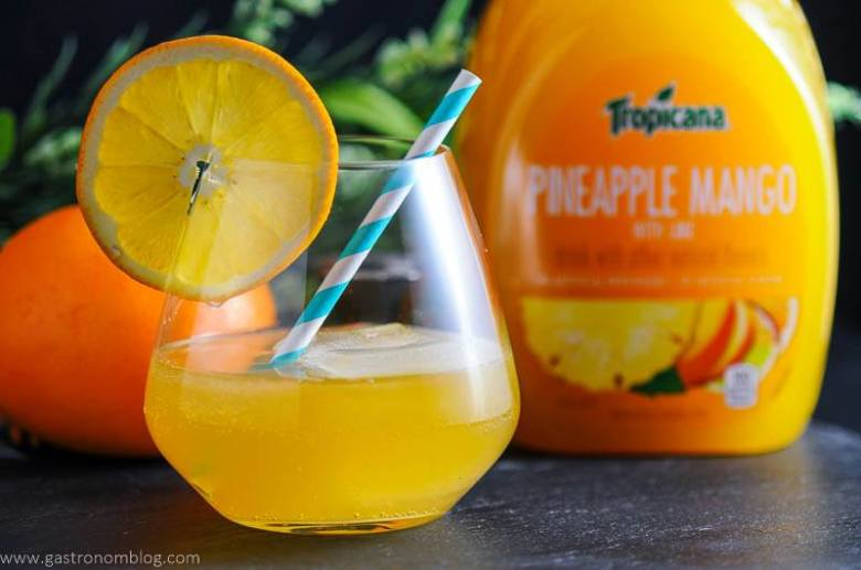 Tropical Rum Punch – A Rum Cocktail