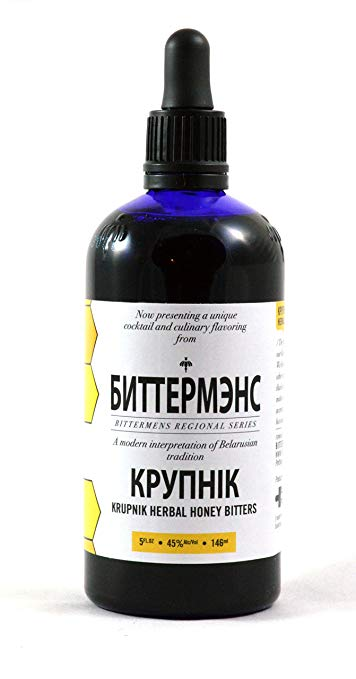 Bittermens Krupnik Herbal Honey Bitters, 5oz.