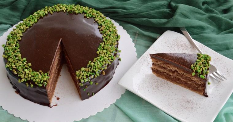 Garash Torte-Торта Гараш