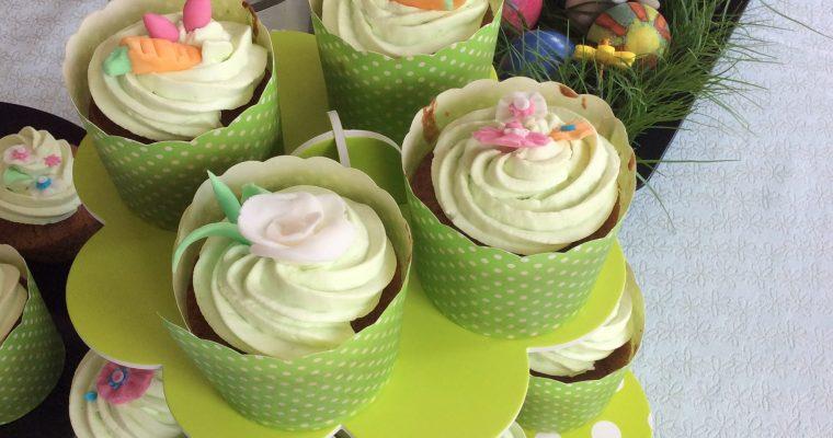 Easter Muffins-Великденски Мъфини