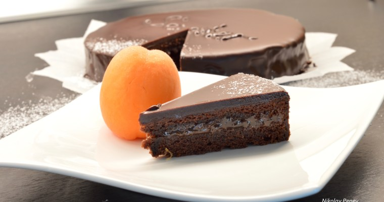 Sacher Torte- Торта Захер