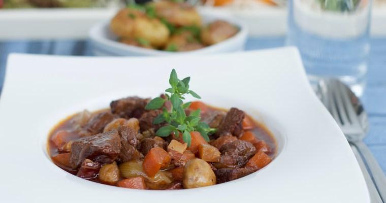 Beef Bourguignon / Говеждо по Бугундски
