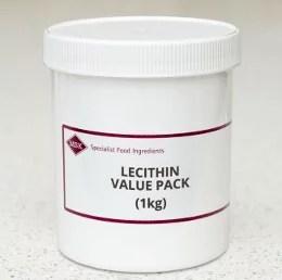 Boîte de lécithine