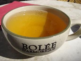 Bolée de cidre breton