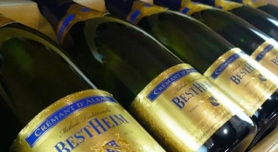 Crémant d'Alsace Brut Bestheim