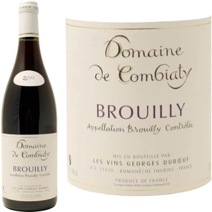 Brouilly 2014 Domaine de Combiaty