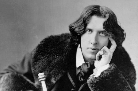 Oscar Wilde en 1882