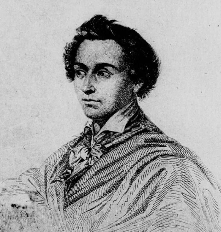 Portrait d'Antonin Carême