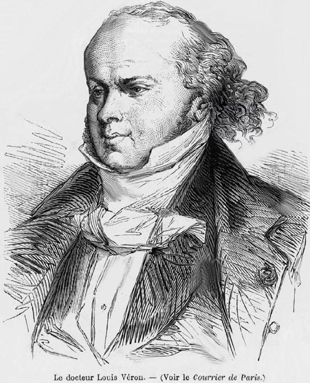 Portrait de Louis-Désiré Véron