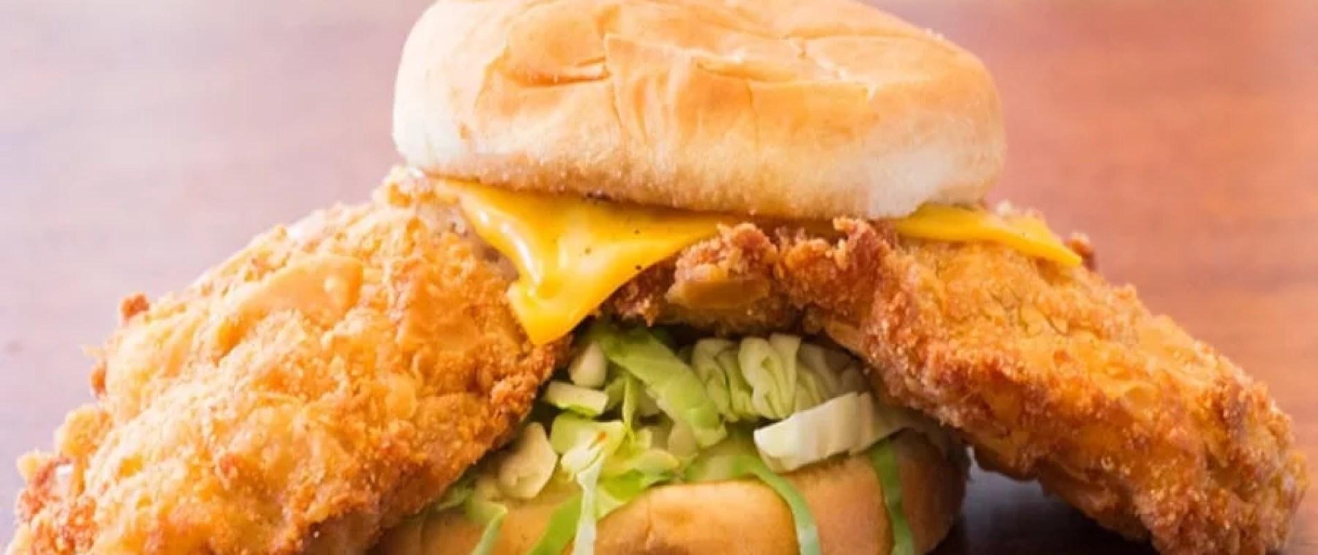 Sandwich à la cervelle frite