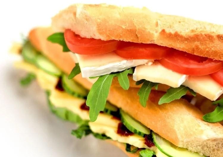 Sandwich belge Dagobert