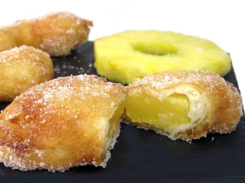 Beignet d'ananas