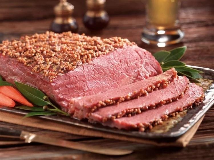 Corned-beef au bœuf waygu