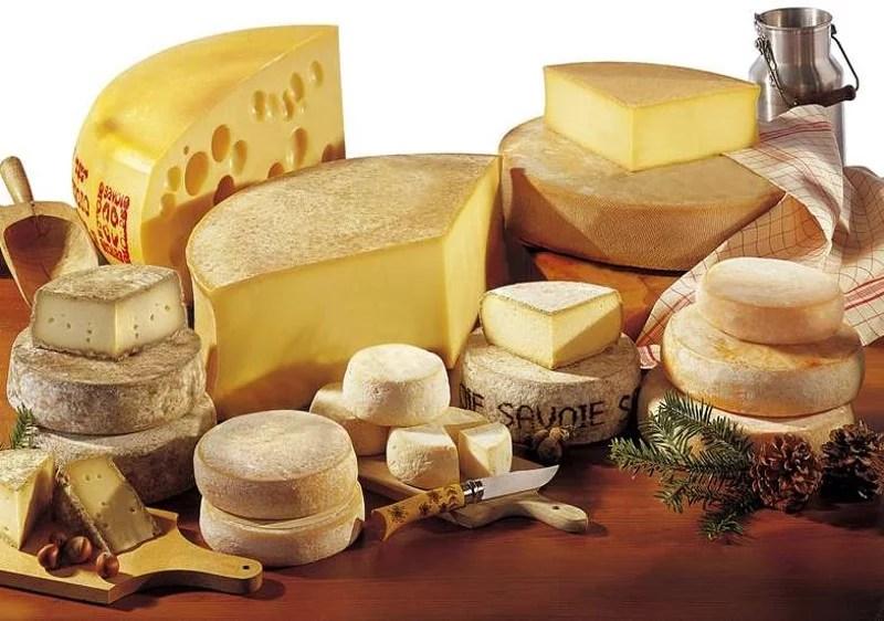 Fromages de Savoie