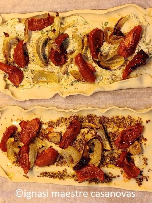 ignacio maestre casanovas tarta de tomates rostizados