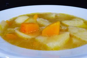 Fondo de verduras  Gastronoma Vasca Escuela de