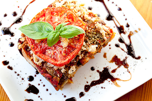 lasagna rústica