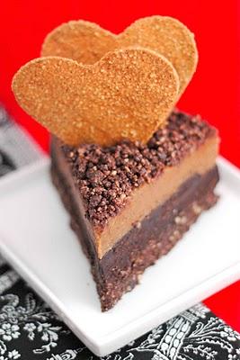 chocolate chili cheesecake