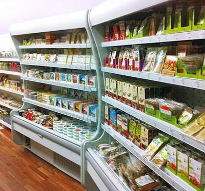 Abre en Alemania el primer supermercado vegano