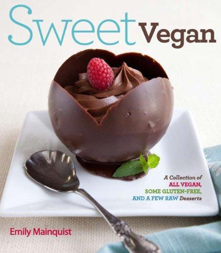 Sweet Vegan, libro de recetas de postres veganos