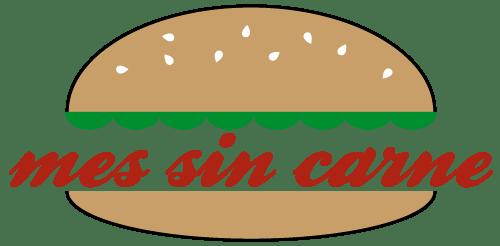 Logo Mes Sin Carne 2012