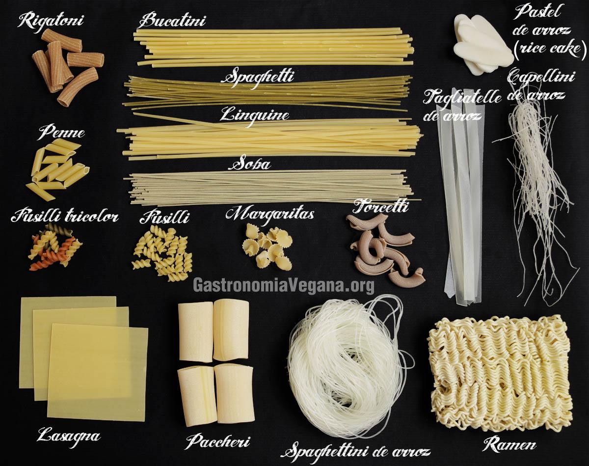La pasta: tipos, salsas, métodos de cocción y consejos para ...