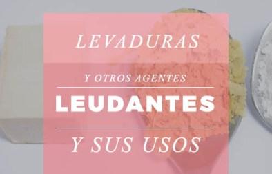 Levaduras y otros agentes leudantes, y sus usos en la cocina - GastronomiaVegana.org